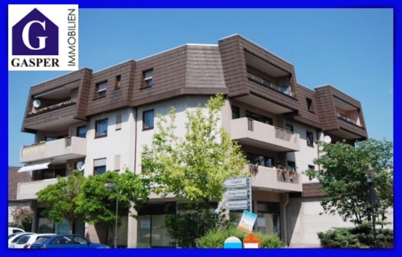 Raunheim - Großzügig geschnittene 3,5-Zimmer Wohnung in kleiner Wohneinheit