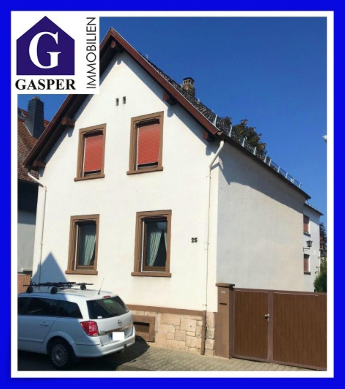 Raunheim - Freistehendes 1-Familienhaus mit Anbau